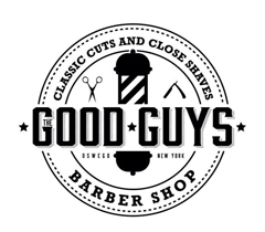Good Guys Barbershop Logo