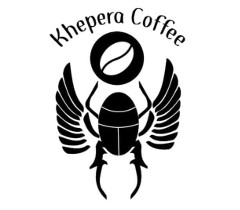 Khepera Coffee Logo