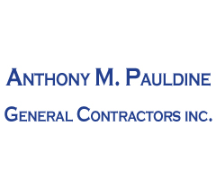 Anthony M. Pauldine General Contractors Inc. Logo